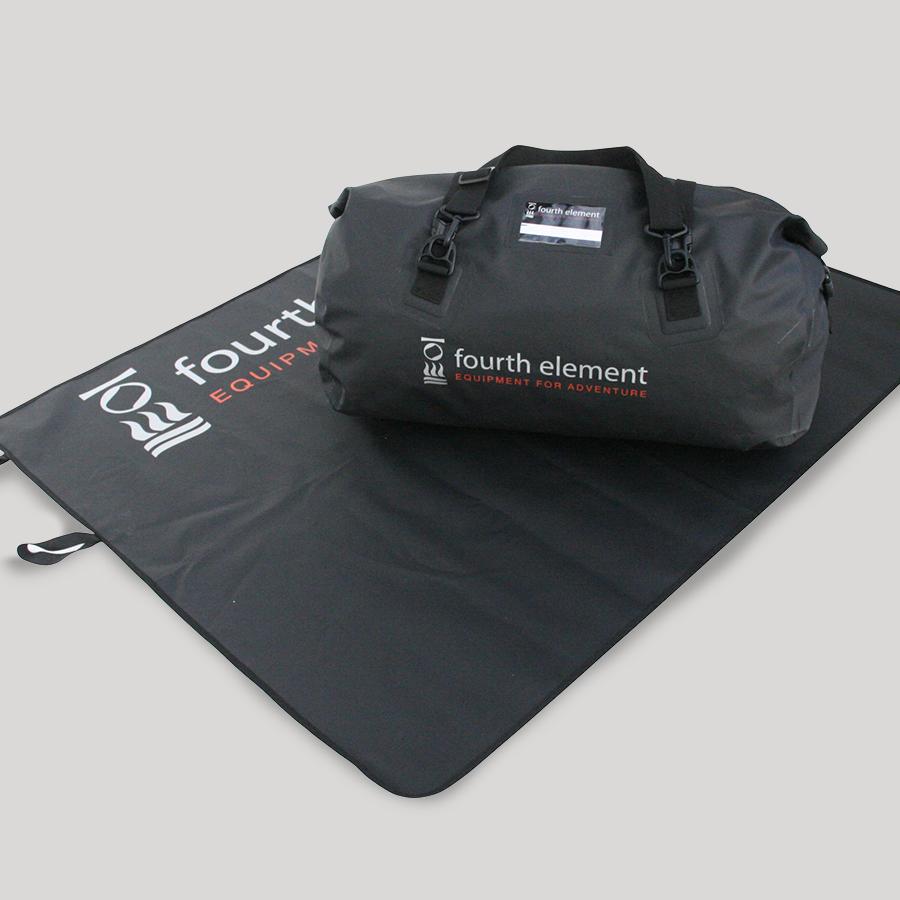 argo bag and mat