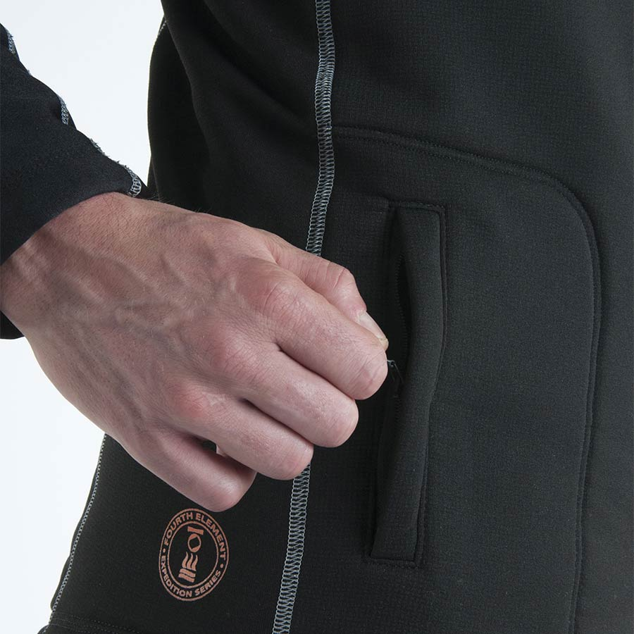 arctic expedition hip pockets