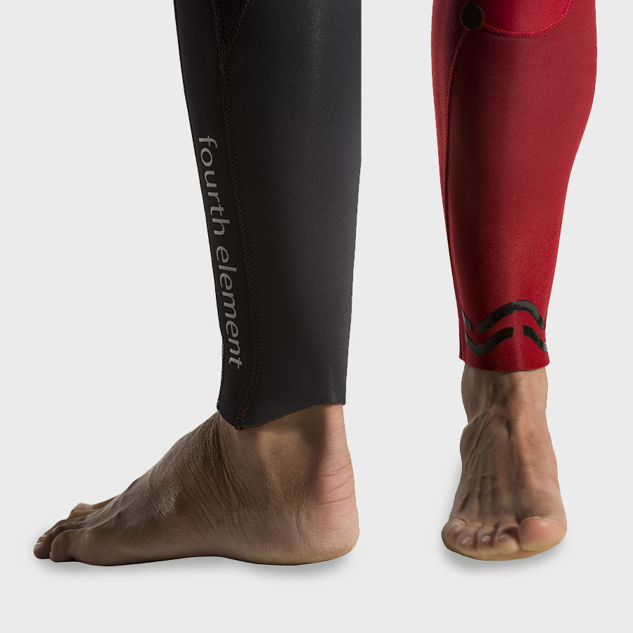 ergo ankle shaping
