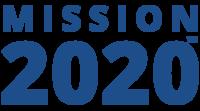 Mission 2020 Logo
